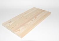 Цельноламельный мебельный щит 40 * 600 * 2500/3000 мм лиственница сорт B