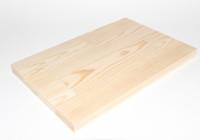 Сращенный мебельный щит 18 / 20 * 600 * 2500 / 3000 мм лиственница сорт В
